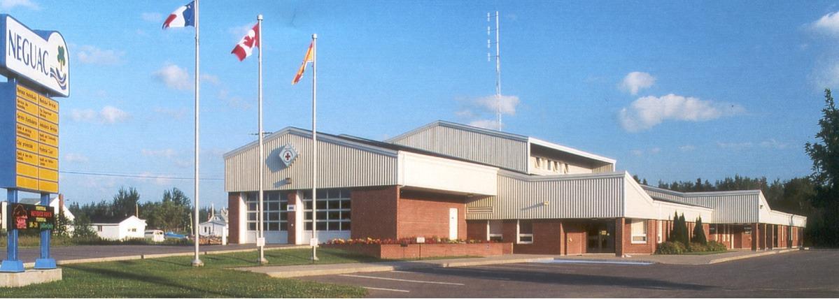 Edifice municipale
