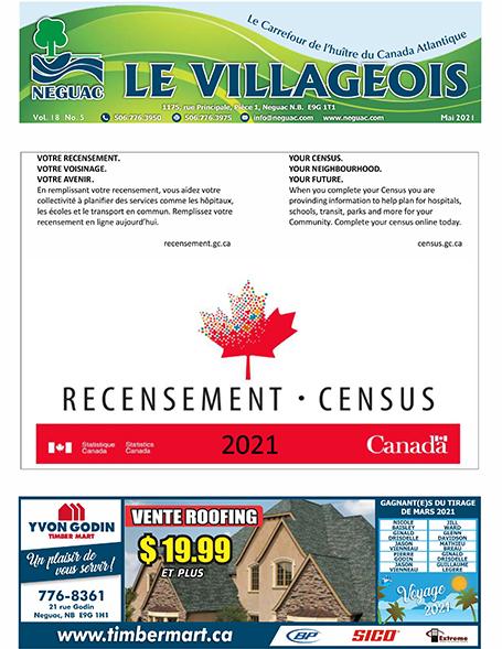Villageois - Mai 2021