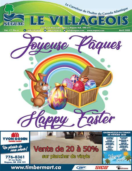 Le Villageois - Avril 2020