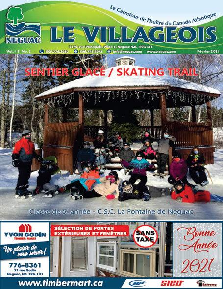 Le Villageois - Février 2021