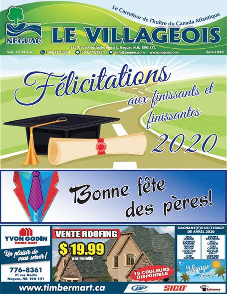 Le Villageois - Juin 2020