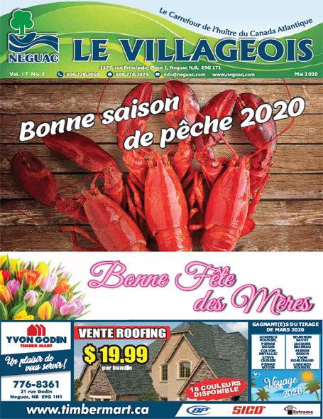 Le Villageois - Mai 2020