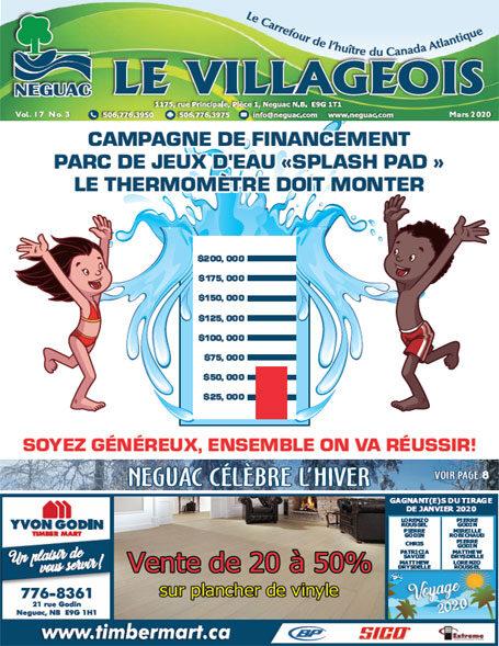 Le Villageois - Mars 2020