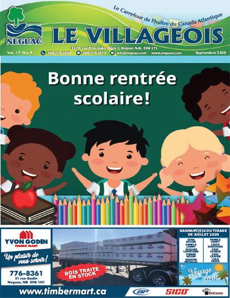 Le Villageois - Septembre 2020